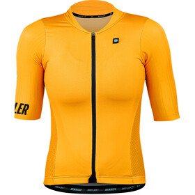Biehler Signature³ Performance Jersey Korte Mouwen Dames, blazing yellow